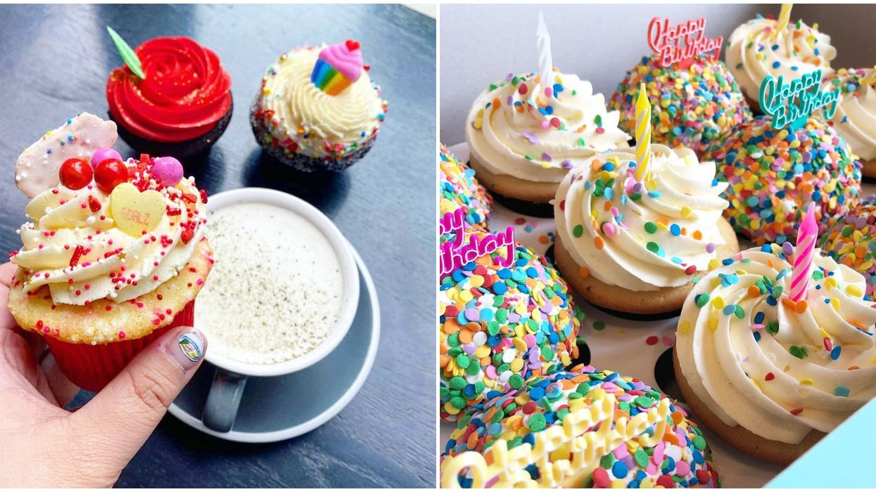 Seattle Cupcake Bakery Trophy Cupcakes Rolls Out Kits To Build Your Own Dessert