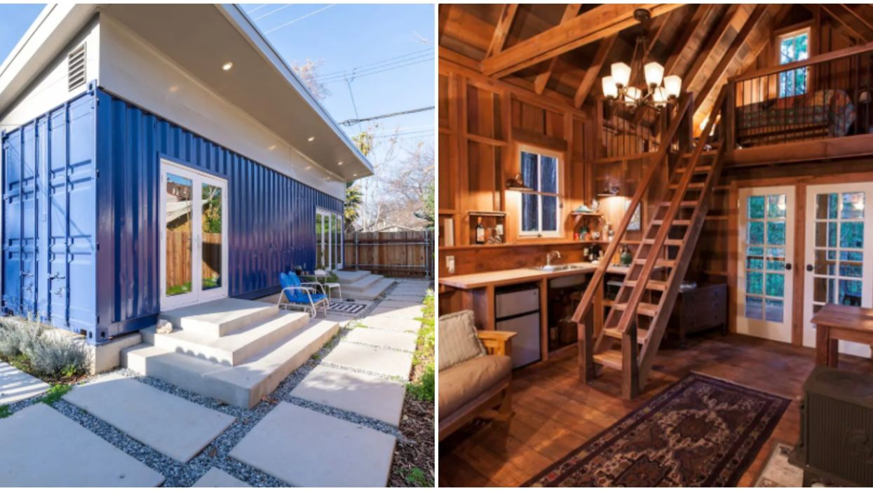 Tiny House Airbnb Rentals In California Perfect For A Solo Getaway