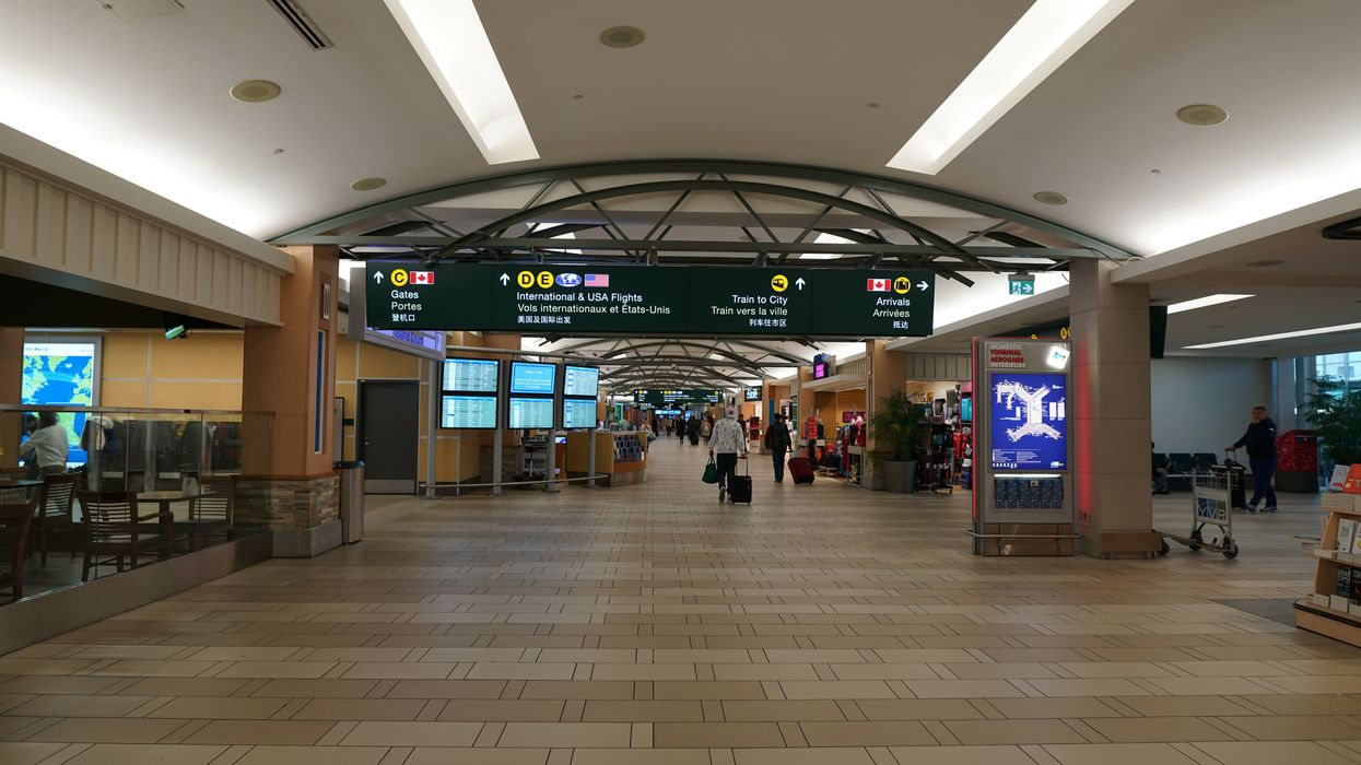 COVID-19 In Canadian Airports: Canada's Border Service Agency Steps-Up Screening