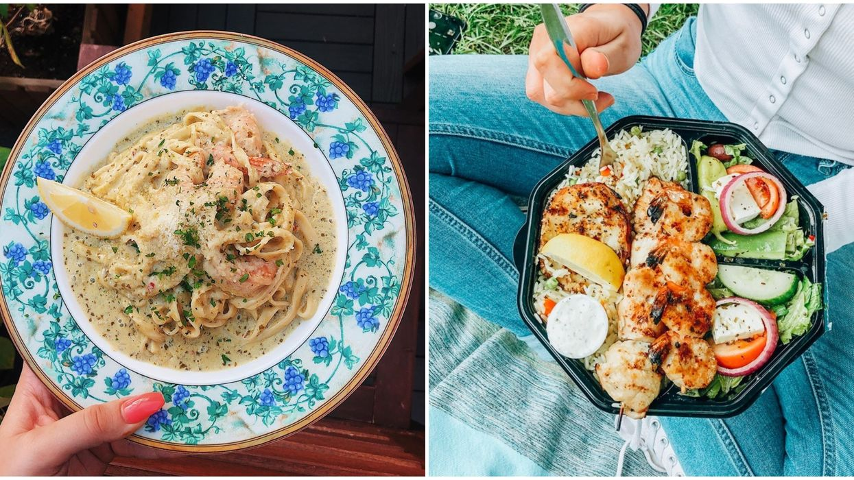11 Ottawa Delivery Restaurants You Can Order Right Now So You Never Have To Go Out