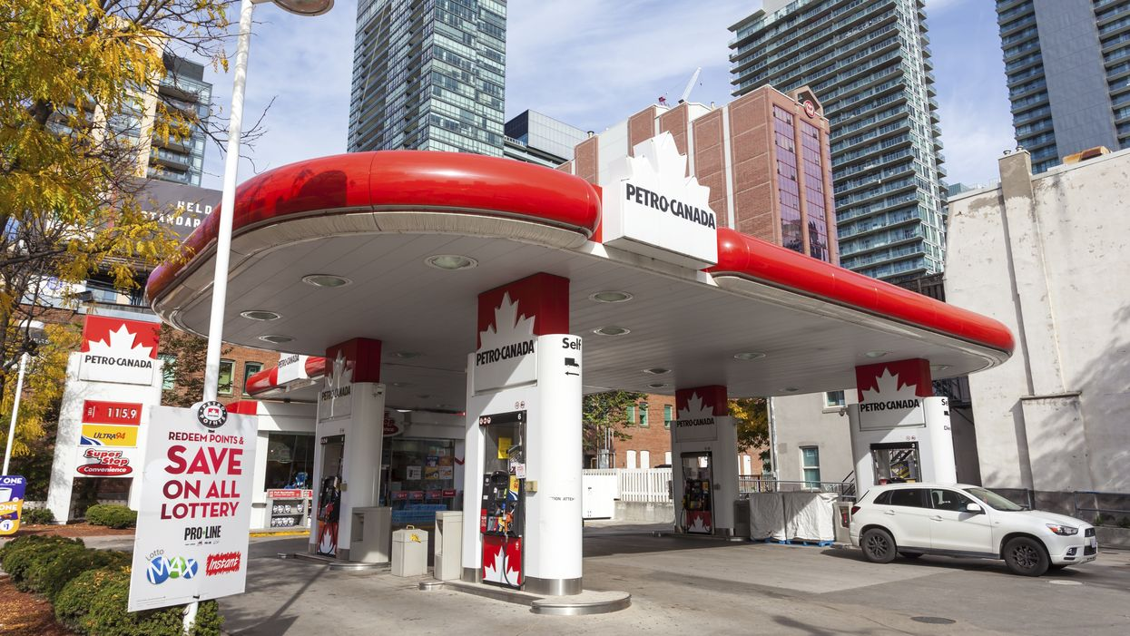 Ontario Gas Prices Are About To Be The Lowest They've Been In 10 Years