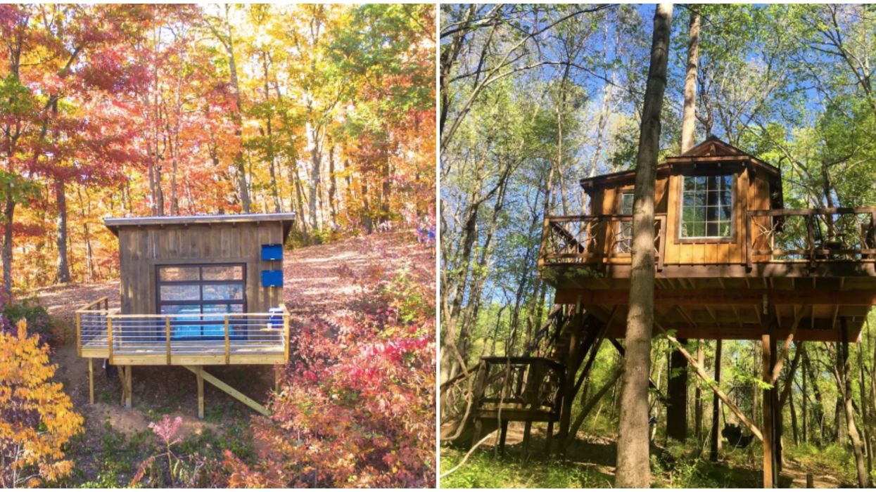 Treehouse Getaways In North Carolina That Make The Best Solo Trip