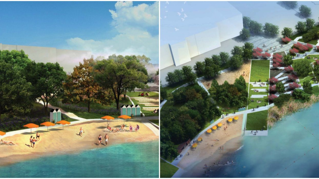 La plage urbaine de Verdun sera de retour à l'été 2020 avec des nouveautés