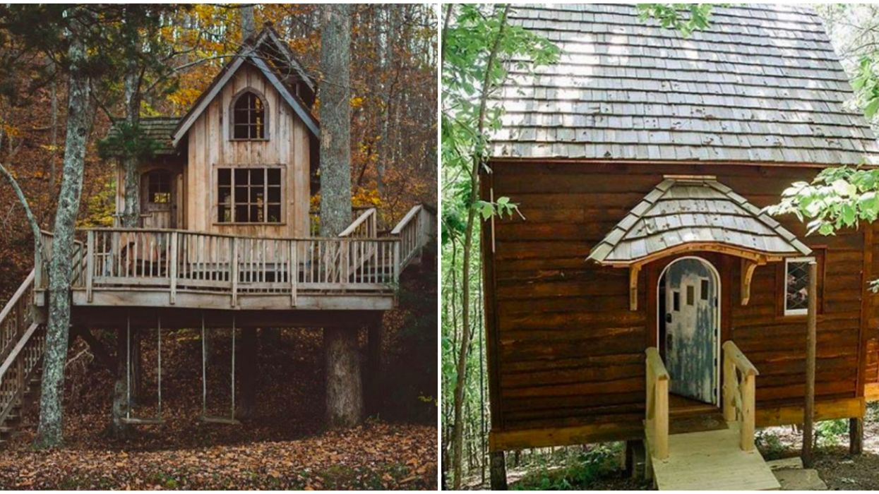 Coolest Cabins In Georgia Offer The Perfect Secluded Fairytale Escape
