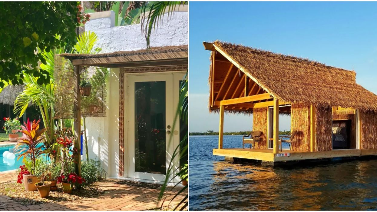 11 Airbnb Rentals In Florida If You Need Some Alone Time