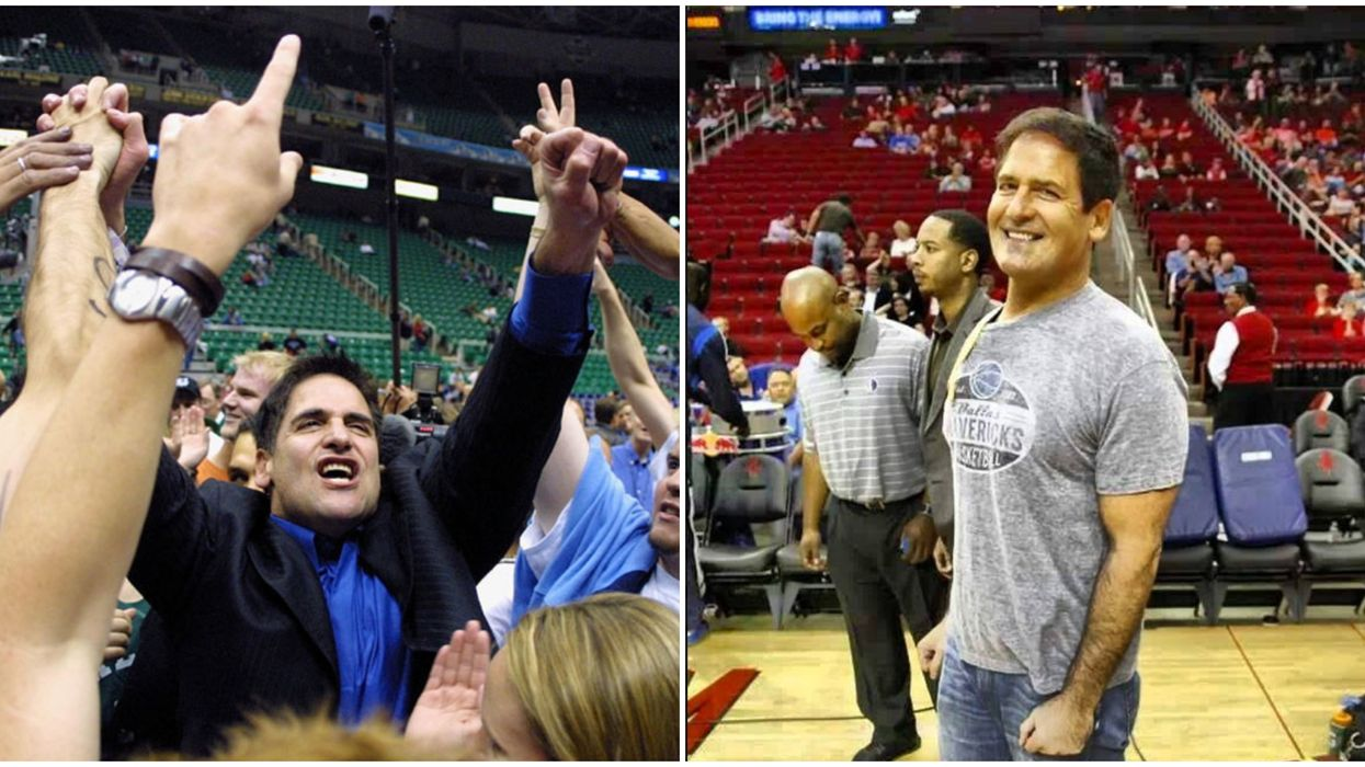 Mark Cuban Once Again Steps Up As The Solid Dallas Leader We Need Right Now