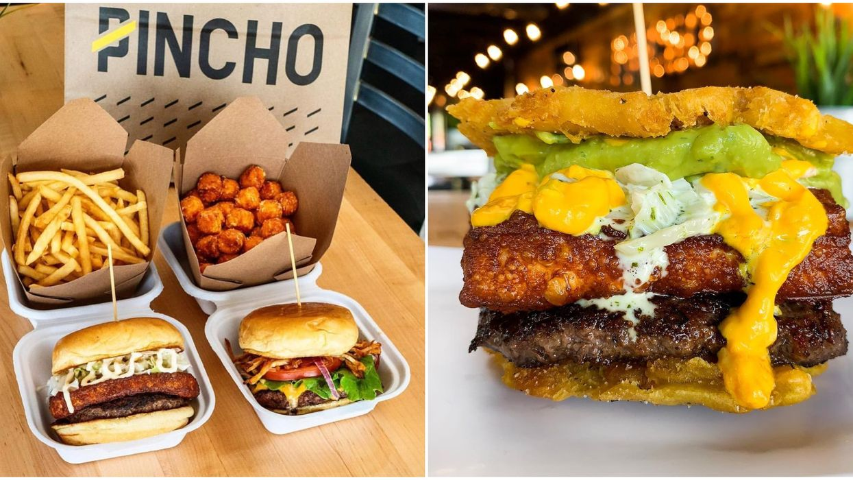 Fast Food Chain In South Florida Pincho Is Giving Special Discounts To Healthcare Workers