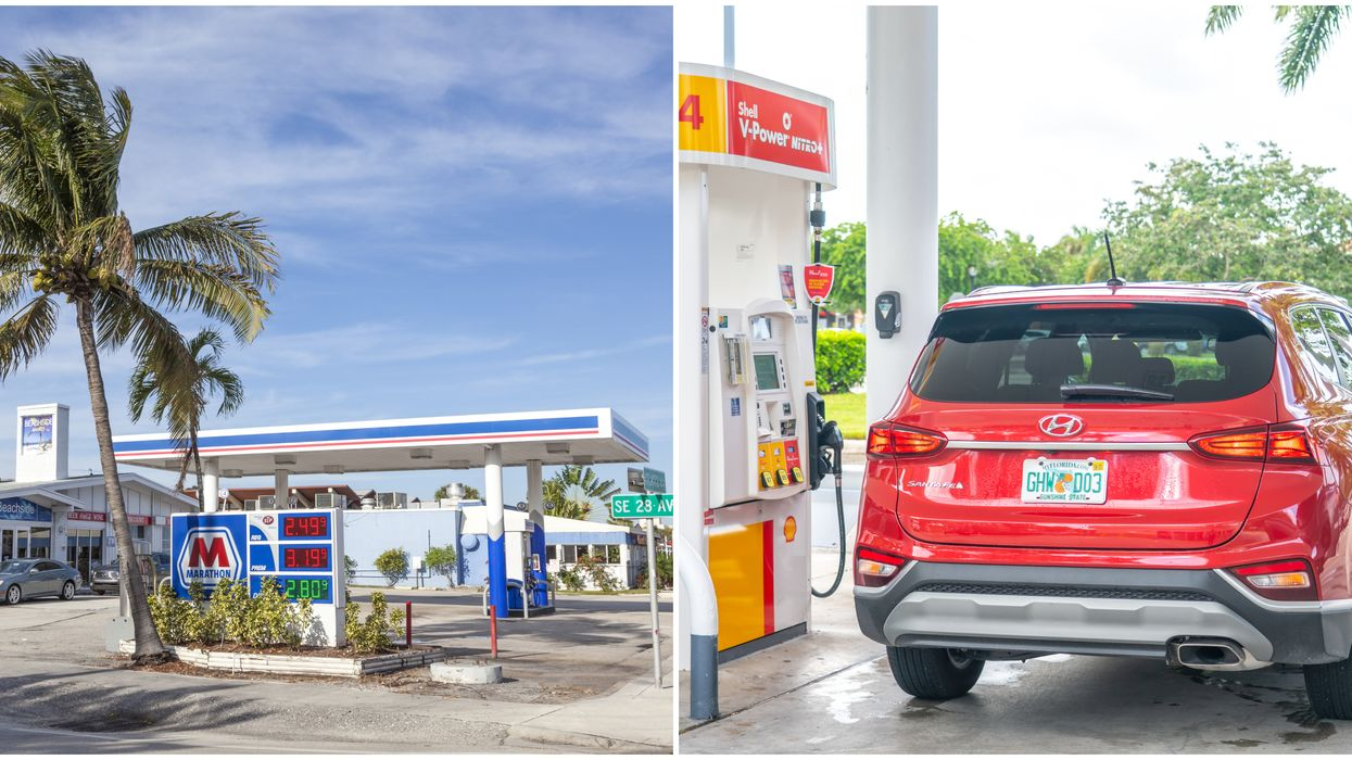 Gas Prices Below $2 In These 6 Florida Cities Right Now