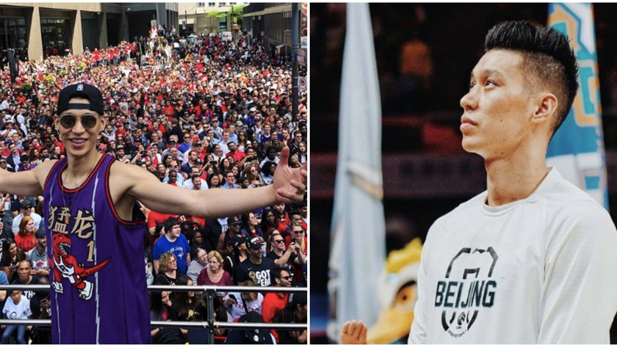 Jeremy Lin's COVID-19 Donation Sees Former Raptor Pledge $300,000 To Fight Pandemic