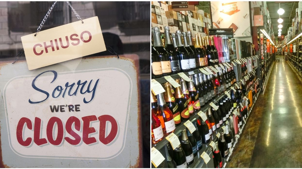 Florida Bars & Restaurants Close For 30 Days Starting Tonight