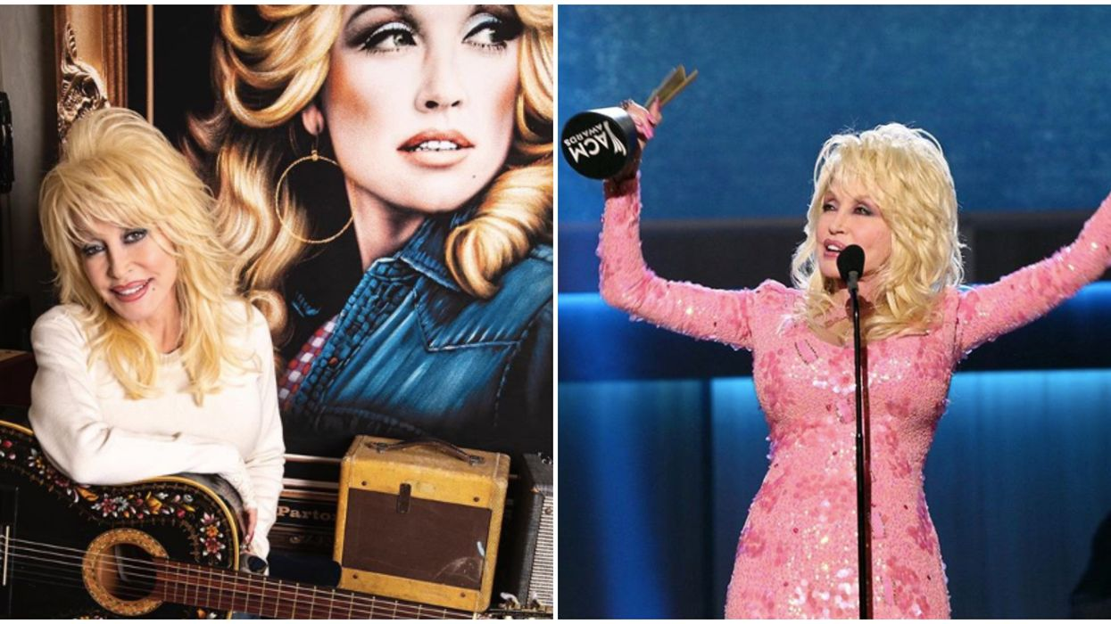 Dolly Parton Films Are So Binge Worthy For Some Free Tennessee Pride