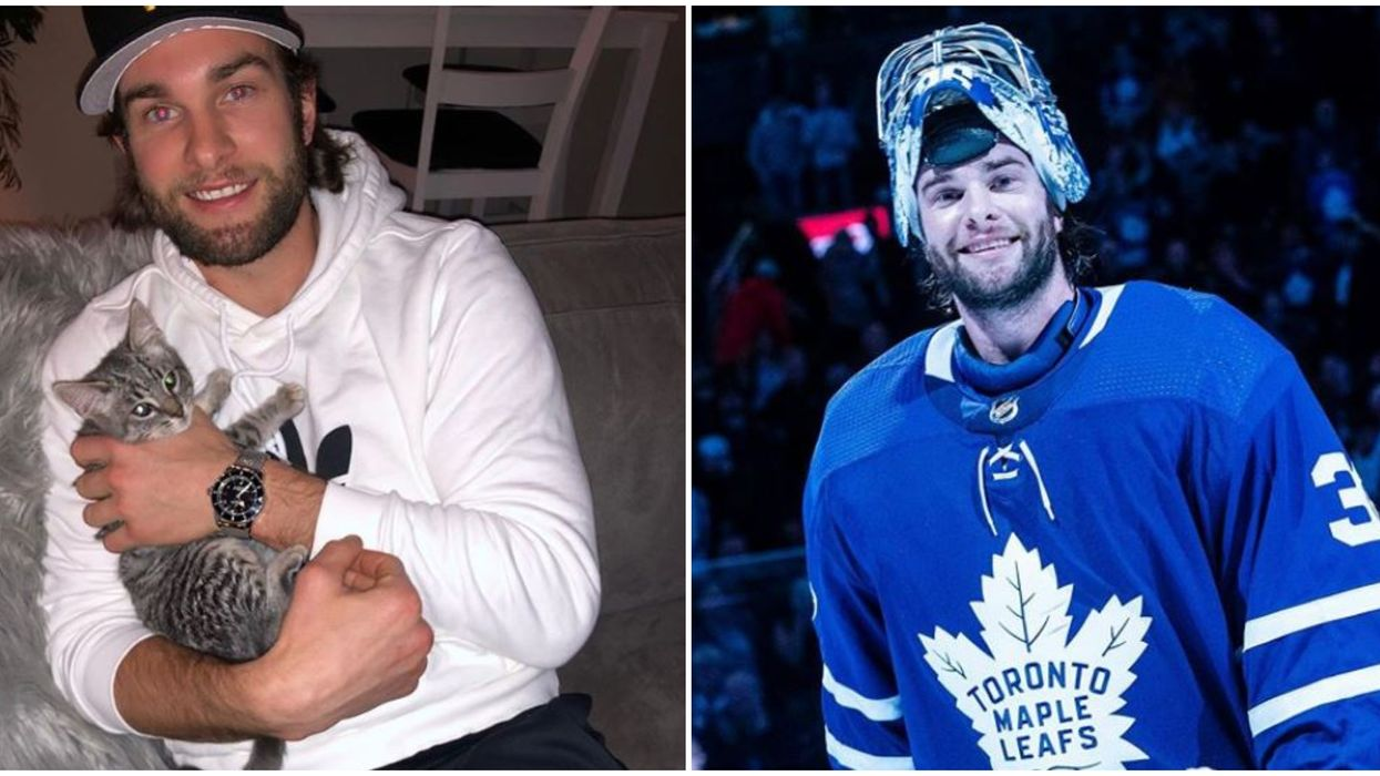 Jack Campbell Might Be The Cutest Maple Leaf & Here's 8 Things That Prove It