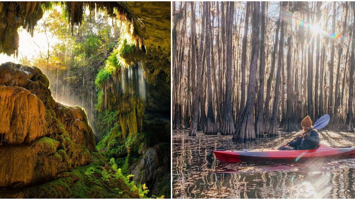 6 Enchanting Remote Spots To Explore In Texas If You Hate Crowds