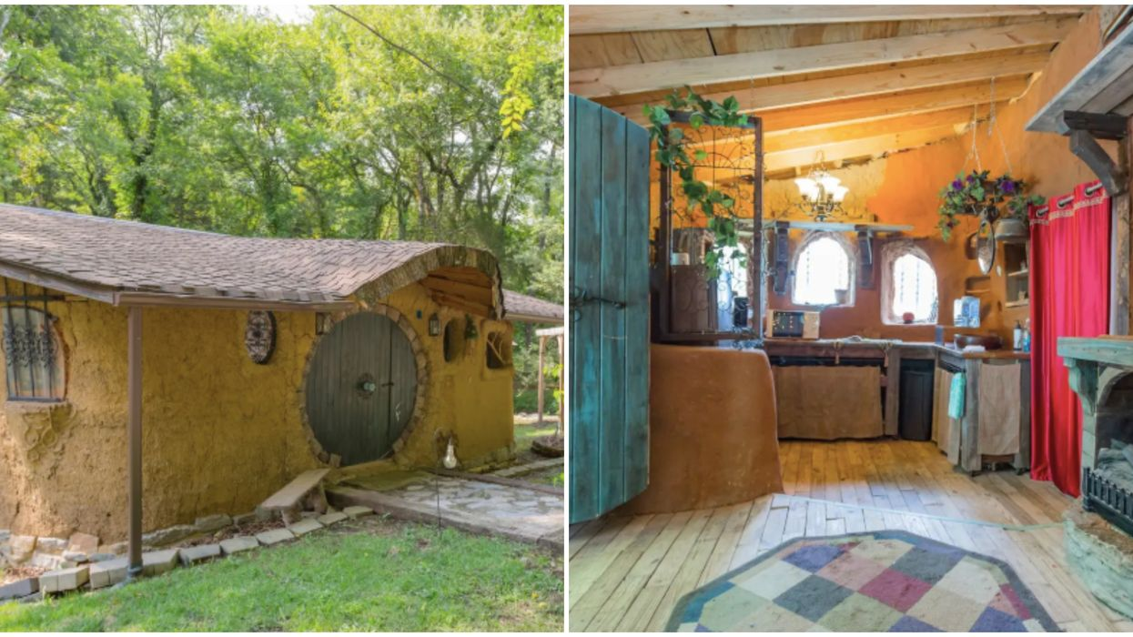 Airbnb In Tennessee Will Make You Feel Like You're In Middle Earth