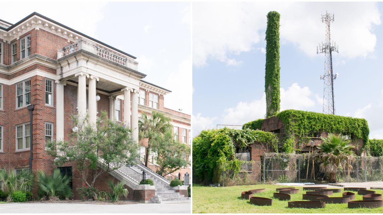 An Old Houston Hospital Has A Spooky History