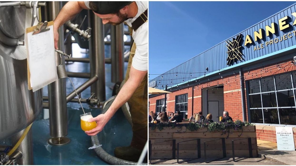 These Calgary Breweries Are Making Hand Sanitizer Amid COVID-19 Pandemic