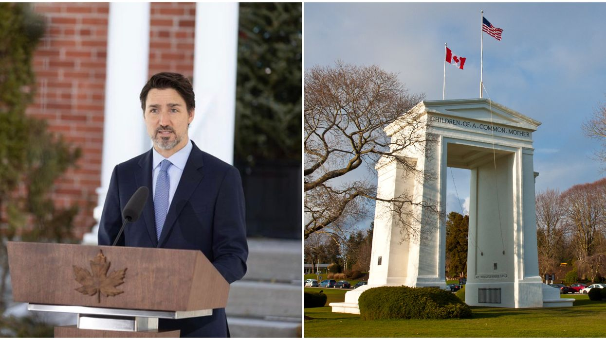 Canada-US Border Will Close Before The End Of The Week According To Trudeau