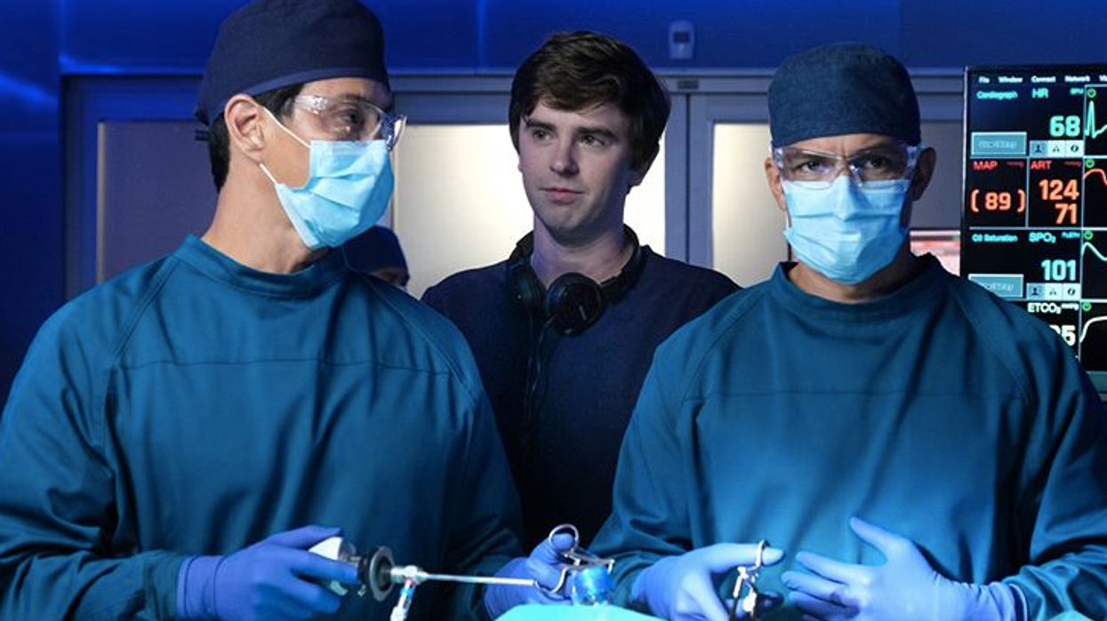 There are a bunch of good doctors in Vancouver. Medical drama series The Good Doctorreportedly has plans to donate supplies to Vancouver hospitals in need. The set props will now be used to help save lives.