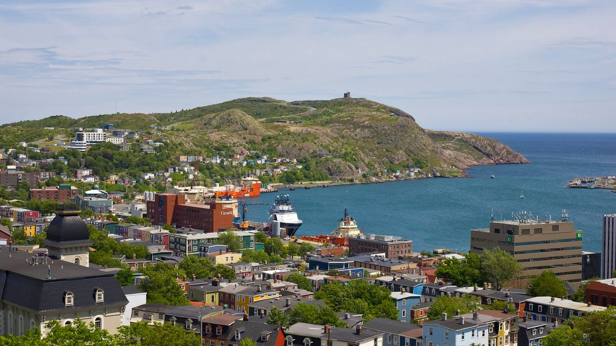 Newfoundland Has Super Strict New COVID-19 Rules & People Who Break Them Could Go To Jail