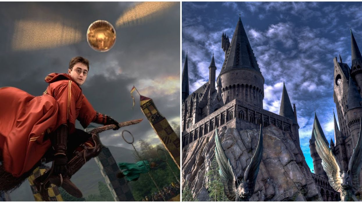 Universal Studios Virtual Rides Are Available & You Can Still Visit The Wizarding World
