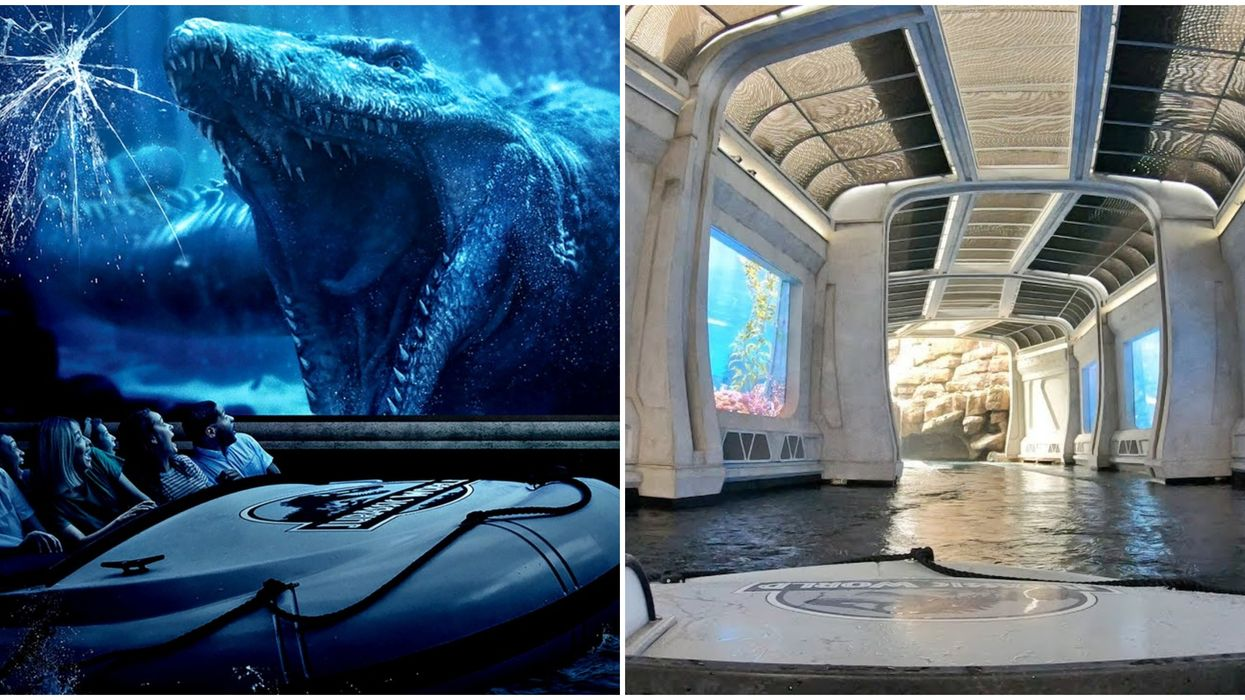 Universal Studios Virtual Rides Are Available & You Can Visit The Jurassic World