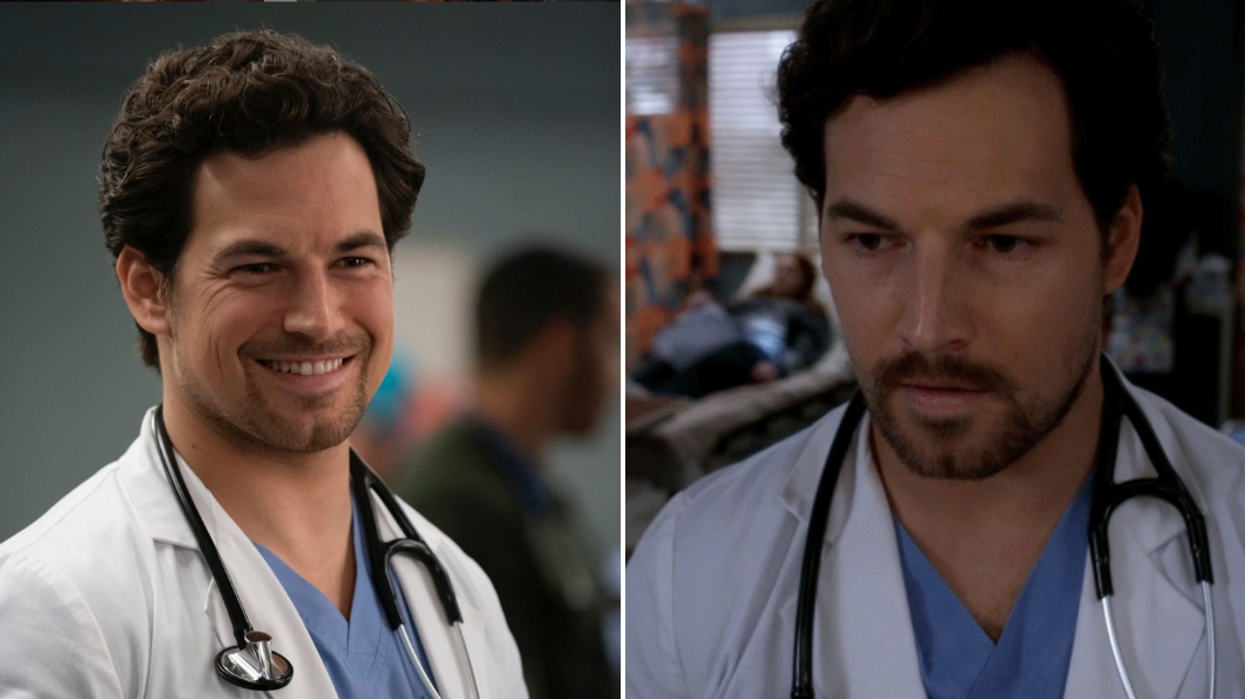 Giacomo Gianniotti Is Getting Praised By Fans For His Huge 'Grey's Anatomy' Episode