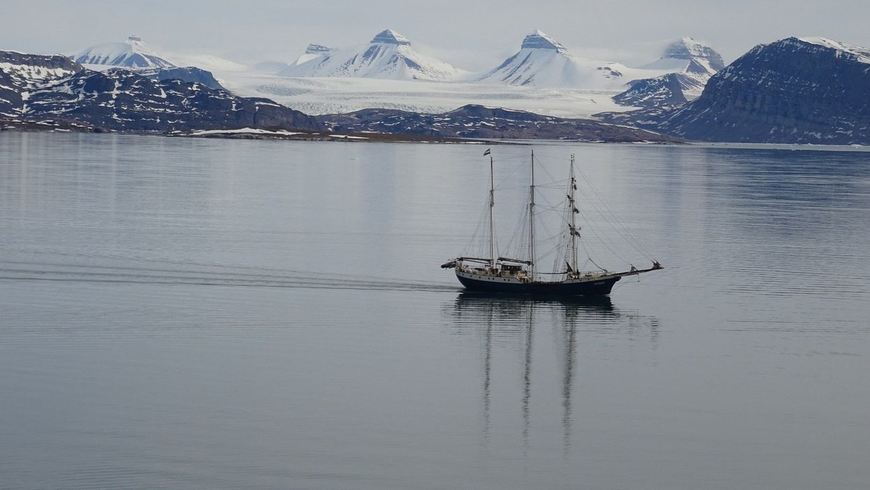 Arctic Ocean Kinda Of Has Chlamydia & A Canadian PhD Student Helped Discover It
