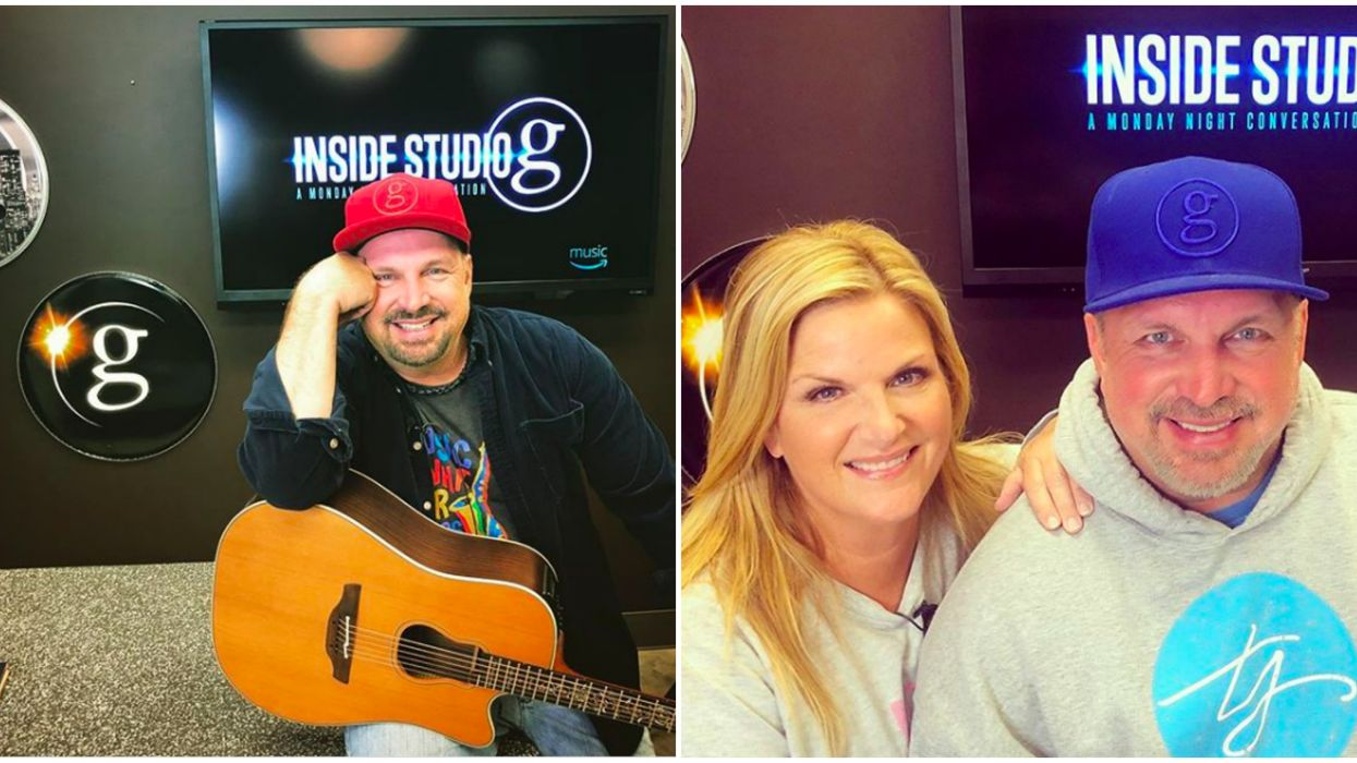 Together, At Home Is A Live-Stream Concert Trend & Garth Brooks Joins