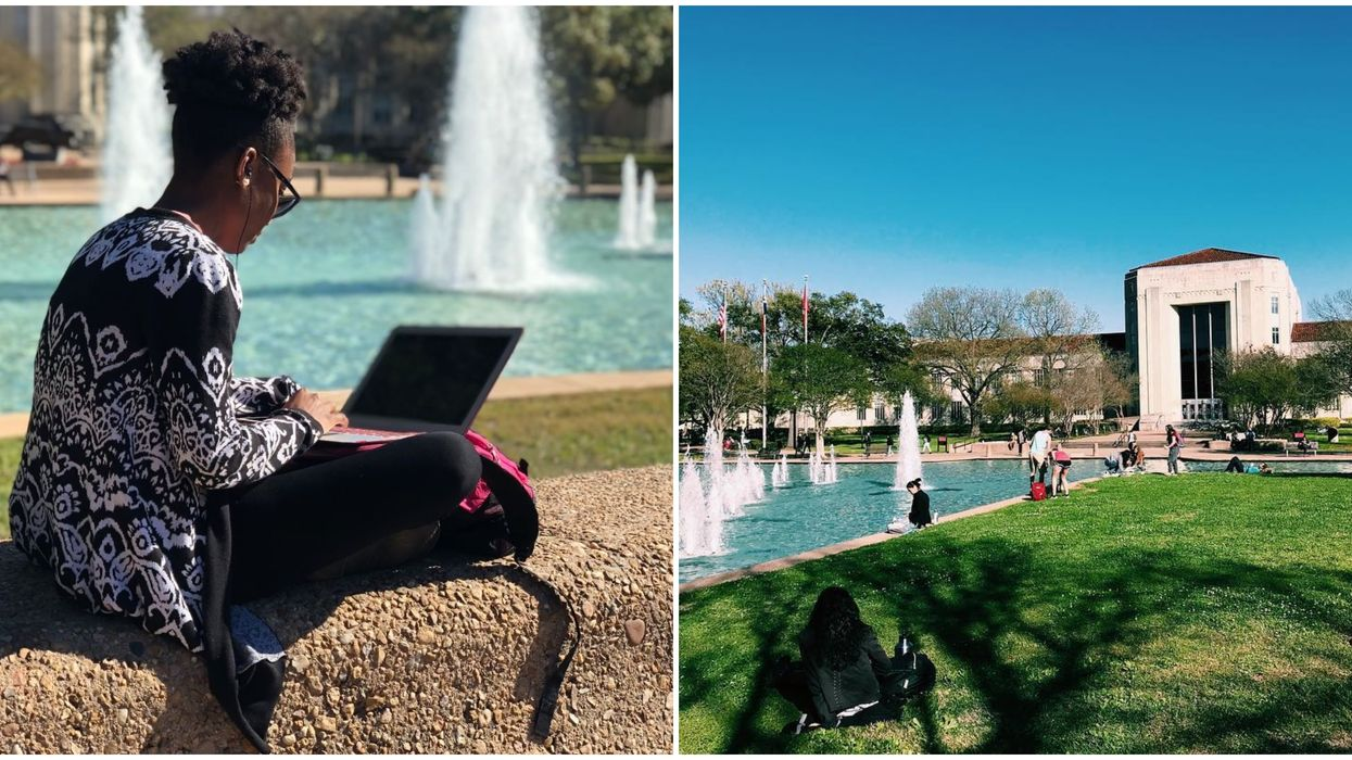 University Of Houston Is Offering Free Online Classes