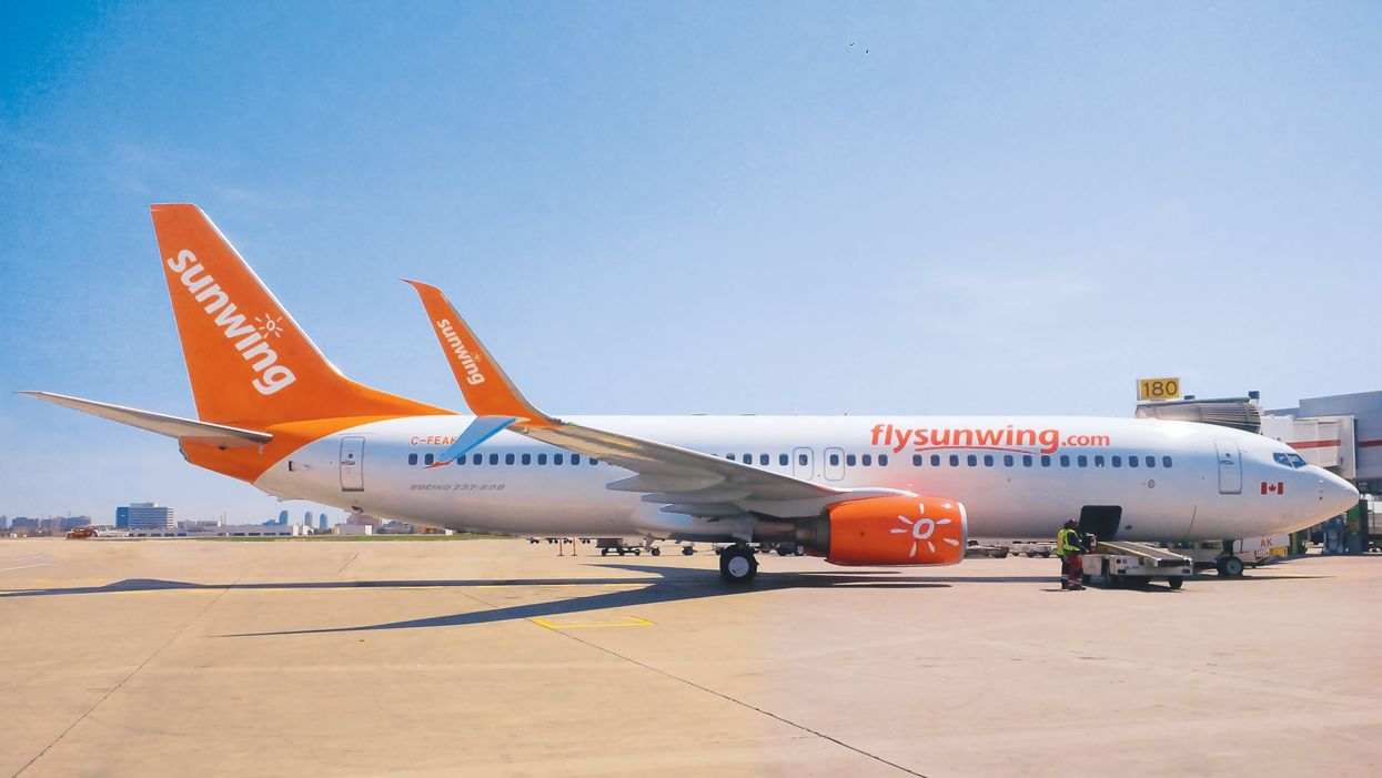 Sunwing Free Repatriation Flights Are Being Offered To Stranded Canadians For Free