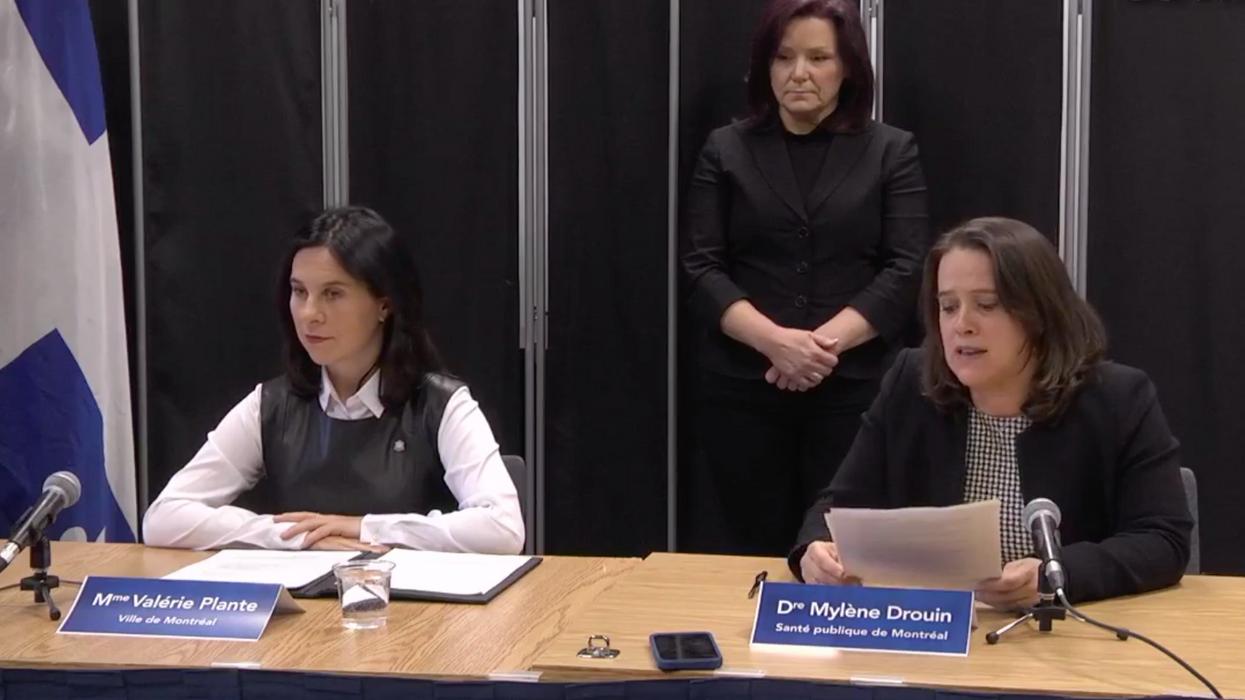 La ville de Montréal annonce des mesures économiques face à la COVID-19