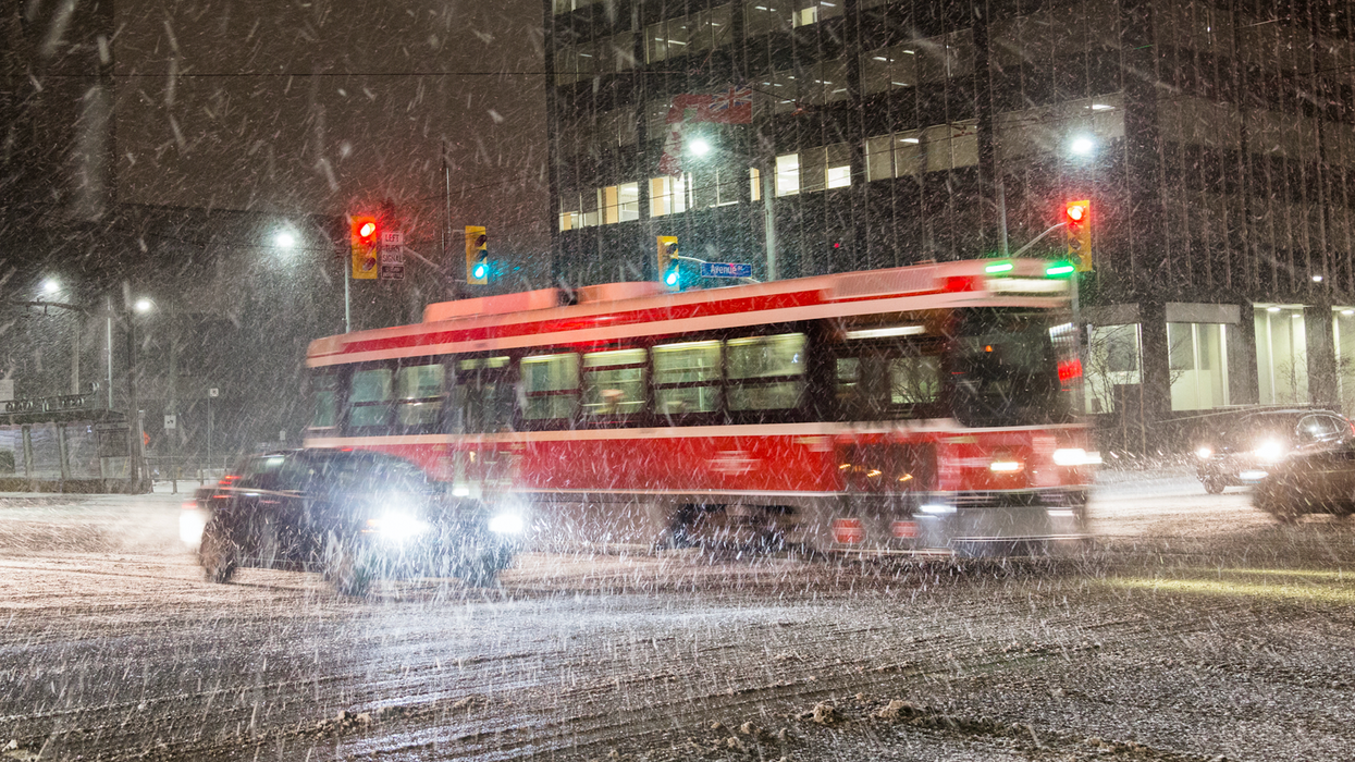 Ontario Gets Pummelled By Wind & Rain Before Another Freezing Weekend (PHOTOS)