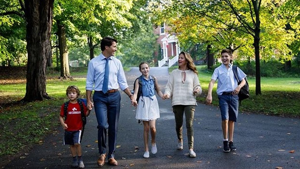Rideau Cottage: Justin Trudeau's Self-Isolation Spot For Two Weeks