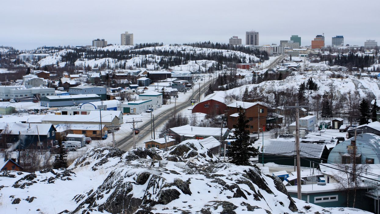 Northwest Territories' COVID-19 Case Is The First For Northern Canada