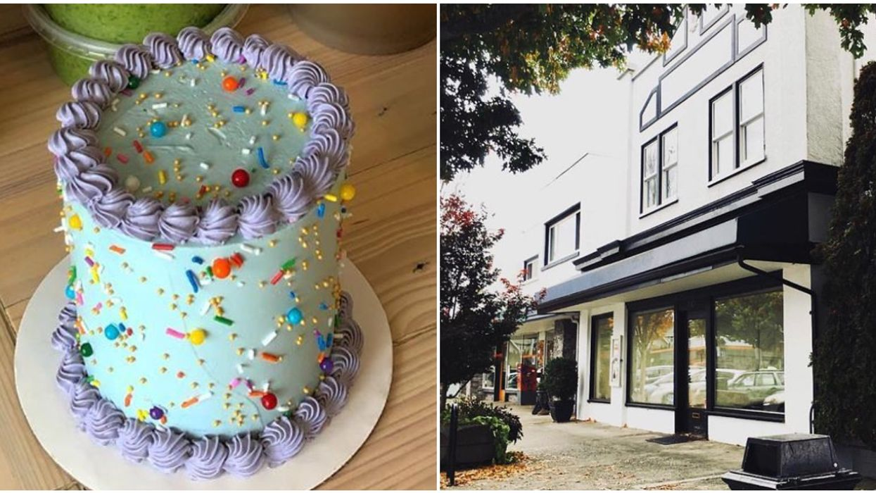 This BC Bakery Is Making Single-Serving Isolation Cakes For Your Solo Hang