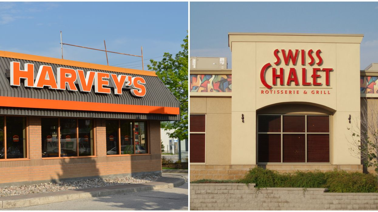 Harvey's & Swiss Chalet Are Offering 50% Off Orders For Front-Line Workers In Canada