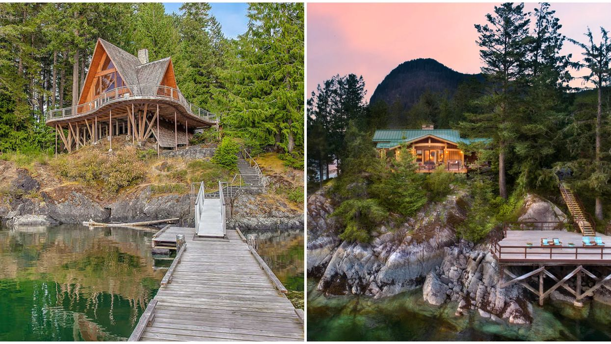 9 Cottages For Sale In BC That Are Straight Out Of Your 'Disney' Daydreams