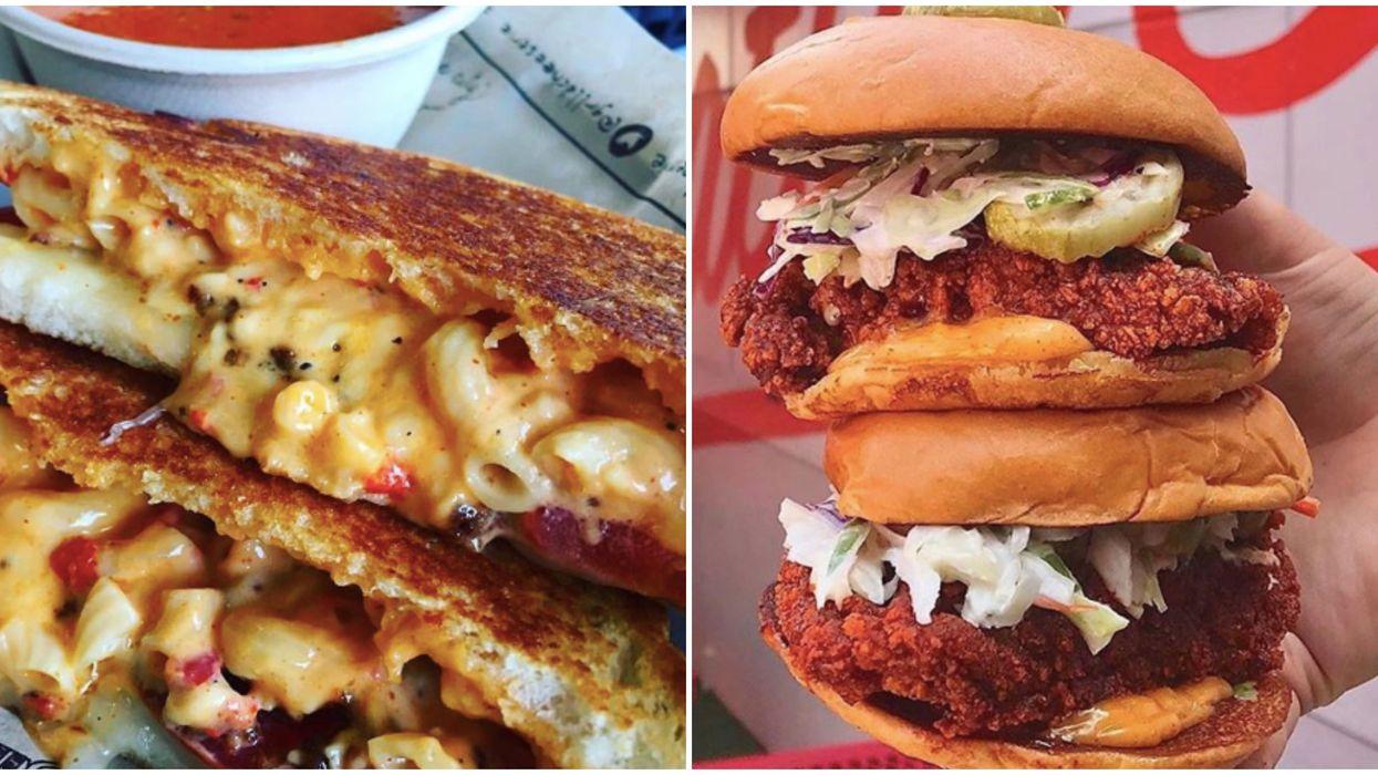 Restaurants In Nashville Offering Free Delivery Options