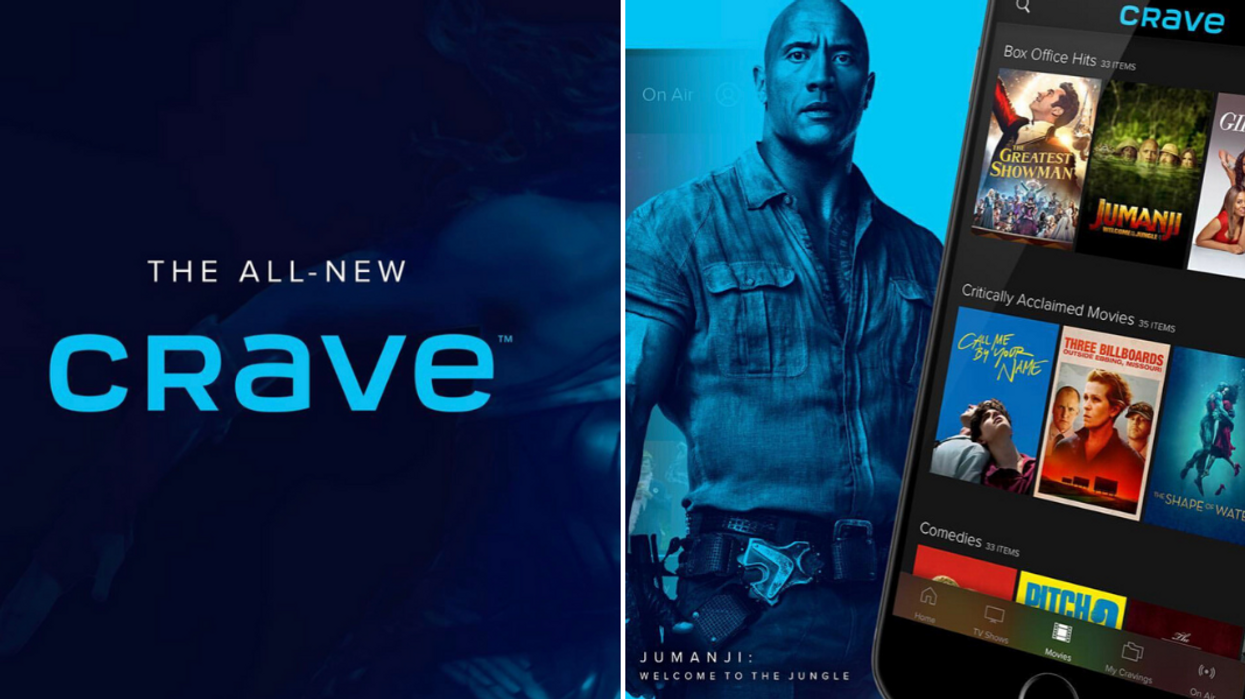 Crave Is Offering A Free Month Of Streaming To Canadians