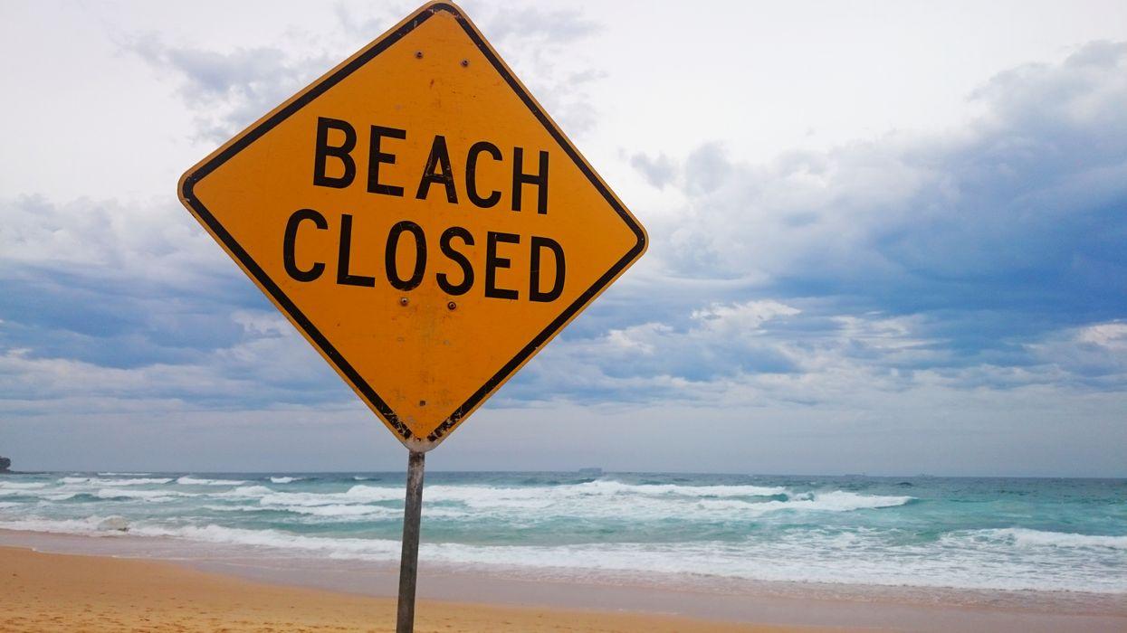 Florida Beach Closures Announced Amid Coronavirus Concerns