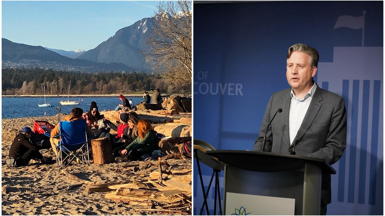 Social Distancing Fails In Vancouver: Mayor Calls Out People For Beer Pong