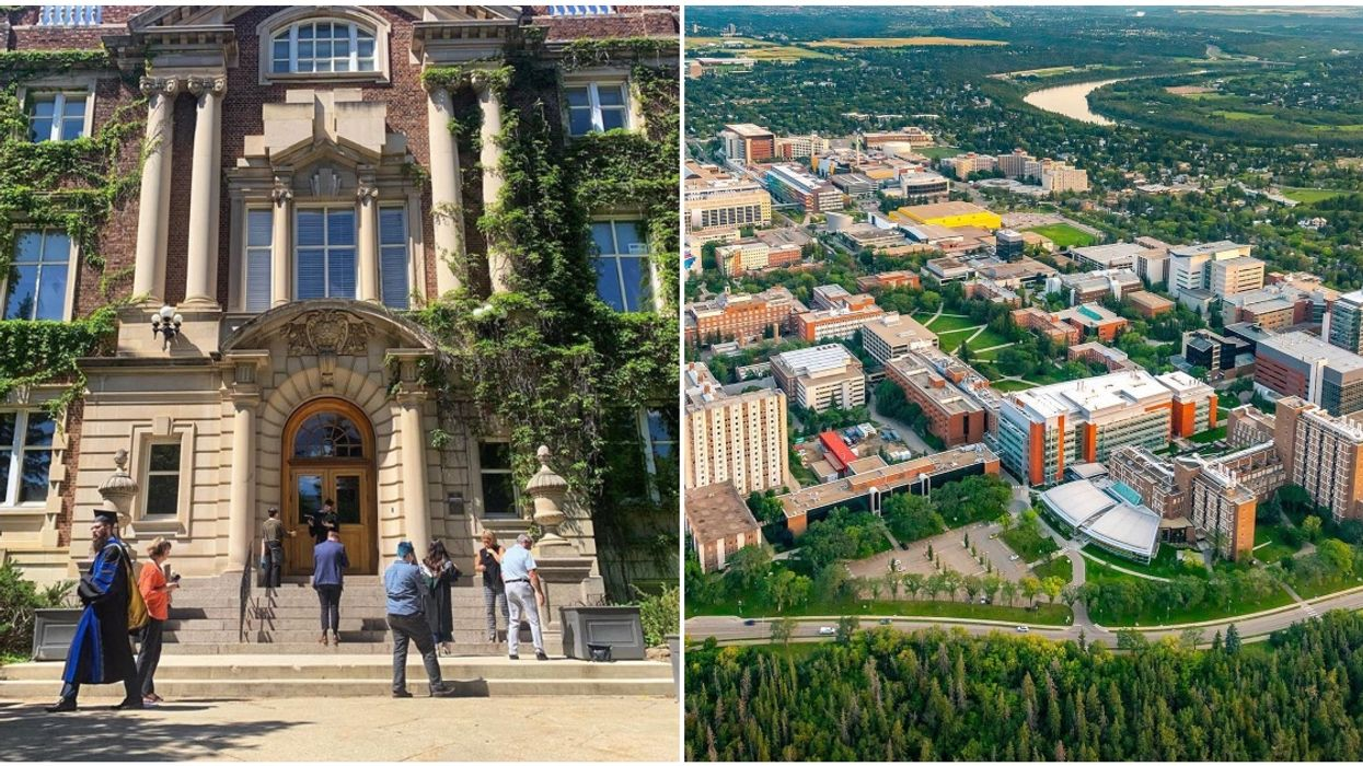 University Of Alberta's New Pass/Fail System Has Students Choked About Their Grades