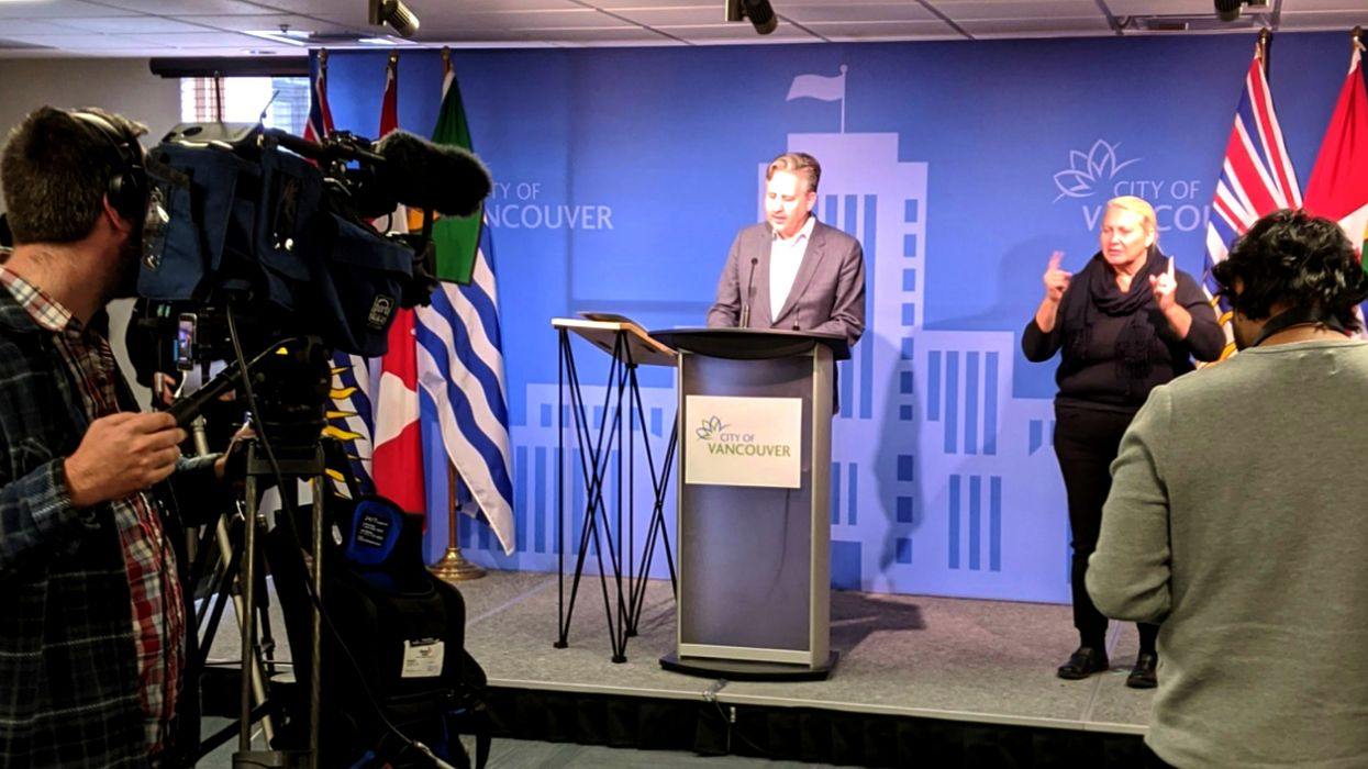 Social Distancing In Vancouver Can Now Be Enforced With Fines Up To $1,000