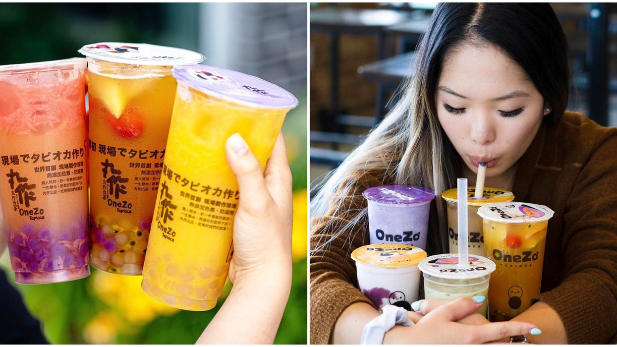 8 Bubble Tea Shops In Vancouver That Deliver Rainbows In A Cup To Your Home
