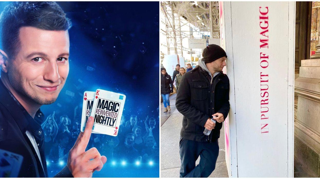 Vegas Magician Mat Franco Is Performing Virtual Magic Shows