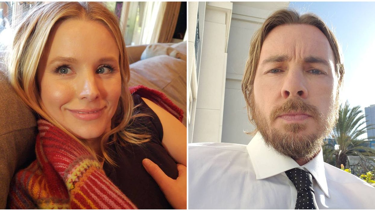 Kristen Bell And Dax Shephard Waived Rent For Their Tenants Next Month