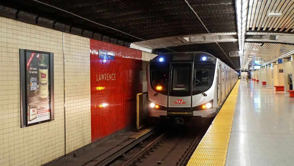 TTC Subway Operator Has Tested Positive For COVID-19