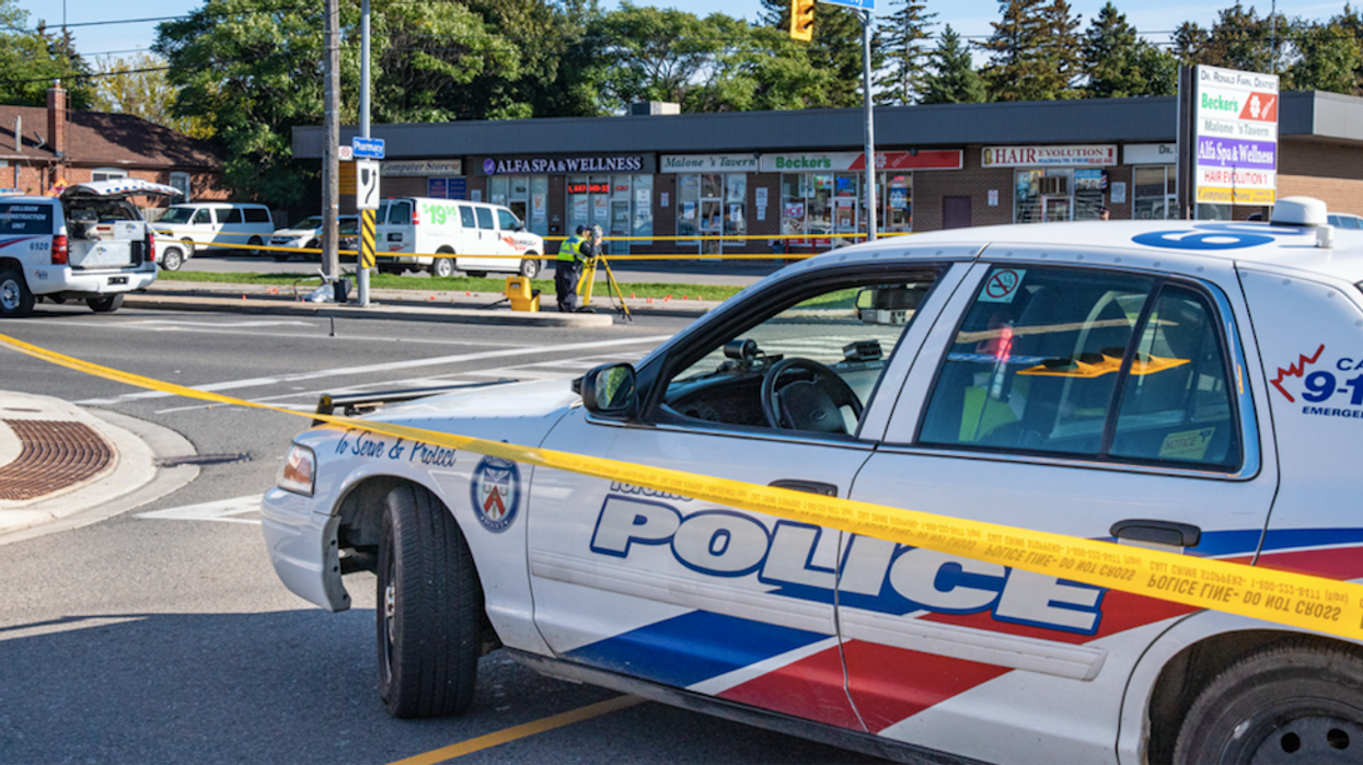 Two-Year-Old Etobicoke Boy Died After Being Struck By A Car
