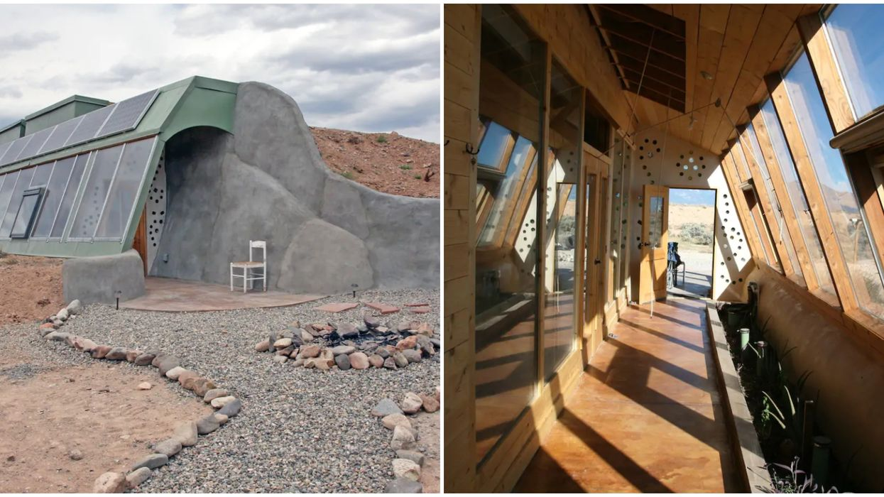 An Off-Grid New Mexico Airbnb Is The Perfect Place To Stay Right Now