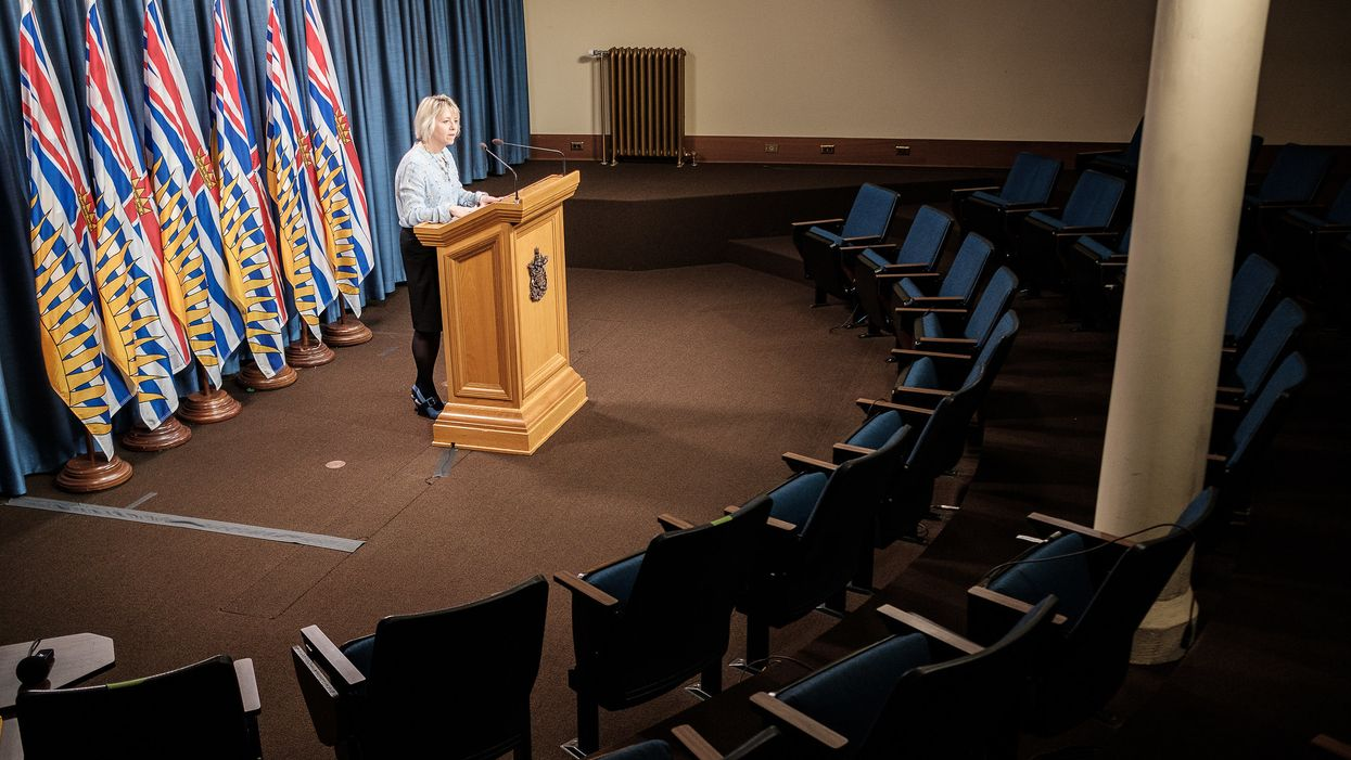 COVID-19 In BC: Over 55 Health Care Workers Have Tested Positive For COVID-19